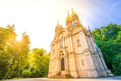 Russische Kirche auf dem Neroberg